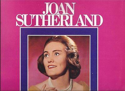 """JOAN SUTHERLAND :  PORTRÄT EINER STIMME 12"""" Vinyl LP Parnass"""