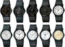 Casio Classic Analogue Watch - Various Colours