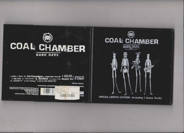 Dark Days von Coal Chamber | CD | gebraucht