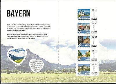 Portocard mit Briefmarken Individuell