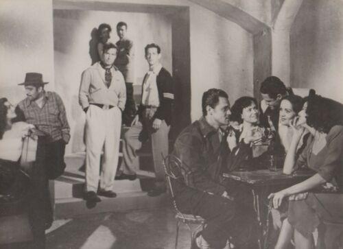 MEXICAN FILM Crox Alvarado French Lobby Card LA BESTIA MAGNIFICA