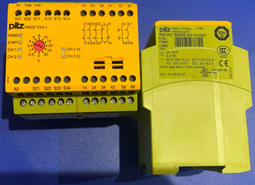 PILZ PNOZ XV3.1 30/24VDC  774530