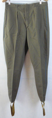 Galliffet Soviet Army Daily Uniform Vintage Officer Pants Galife Trousers USSR