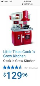 New Little Tikes Cook'N'Learn Kitchen