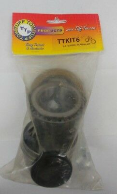 - Tuff-Tow TTKIT6, Trailer Wheel Bearing Kit, 5,200# Capacity 12