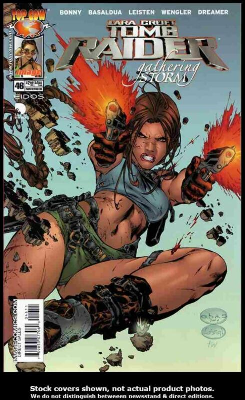 Tomb Raider: The Series #46 Variant B FN