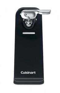 New Cuisinart CCO-50BKN Deluxe Electric Can Opener, Black - Free Shipping!