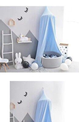 Baby Betthimmel Baldachin Baumwolle  Kinder Prinzessin Spielzelte Dekoration  ()