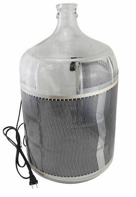 Homebrew Eléctrico Fermentación Envolvente Calentador Damajuana Fermentar Vino