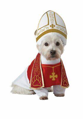 Pup-A-Razzi PET20127 Holy Hound Dog Costume