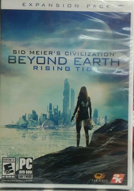 Sid Meier's Civilization: Beyond Earth Rising Tide Windows 41634
