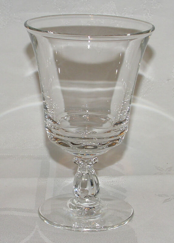 """PERFECT Vintage Fostoria """"CENTURY"""" 5 Ounce JUICE GOBLET - 3 Available!"""