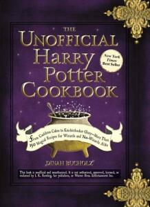 The Unofficial Harry Potter Cookbook: From Cauldron Cakes to Knickerbocker...
