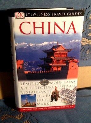 Eye Witness Travel Guide  -  China
