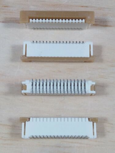 10pcs+ lot Molex 52610-1633 16 pos 1mm FFC/FPC connector, vertical, SMD, ZIF