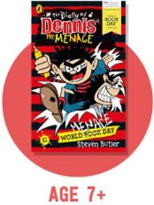 Diary of Dennis the Menace World Menace Day Steven Butler World Book Day 2015