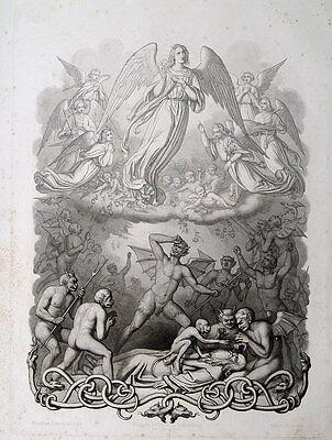Engelbert Seibertz Faust Goethe Teufel Mephisto Himmel Hölle Engel Affe Dreizack