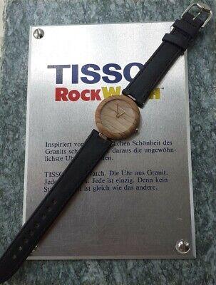 Vintage Tissot Rockwatch / Rock Watch in banded Jasper