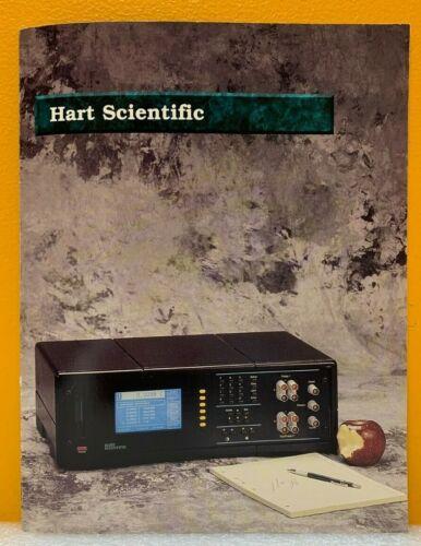 Hart Scientific Calibration Equipment Catalog.