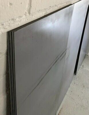 1mm Sheet Steel  500 X 1000mm Car Body Repairs Large Sheet Of Metal