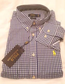 XXL Men Polo Ralph Lauren Blue Shirt Brand New!