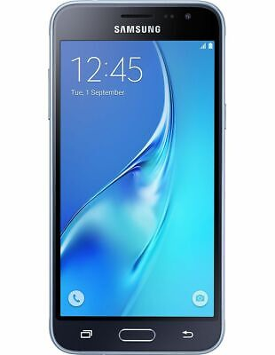 Samsung Galaxy J3 2016 (SM-J320F) 8GB Unlocked Black - Good Condition - Bargain