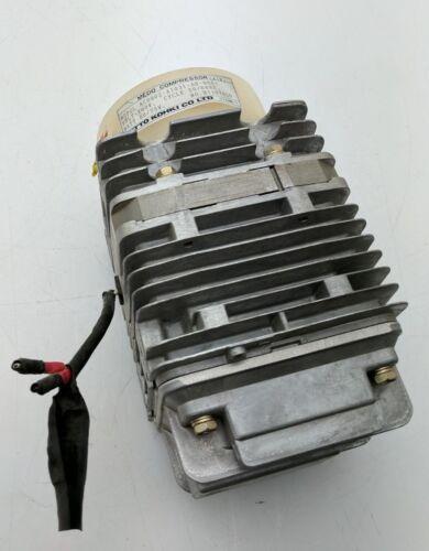 Nitto Kohki Medo Compressor Vacuum Linear (Air) Pump Ac0902-A1031 100V 50/60Hz