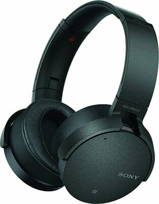 Sony XB950N1 Wireless Over-Ear Headphones - Black