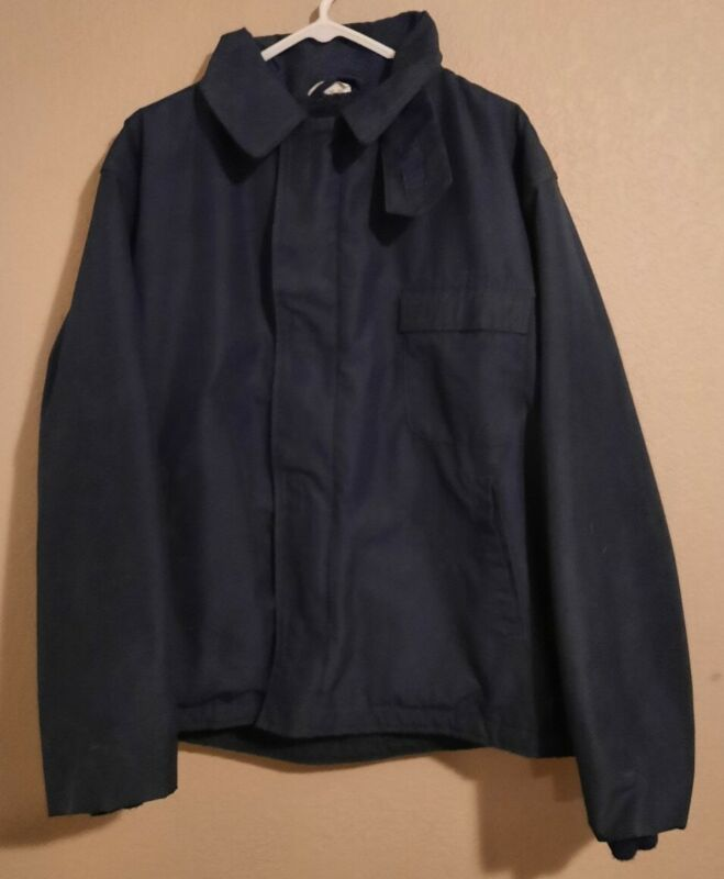 US Navy Military Cold Weather Jacket Size X-Large Aramid Flame Resistant XL USN