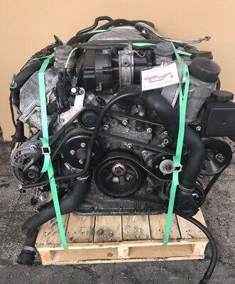 ✅ Motor 5.0 113.960 MERCEDES CL500 S500 W220 78TKM KOMPLETT