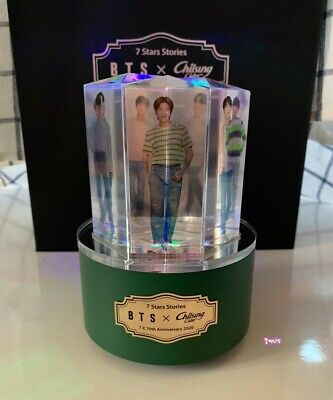 BTS Chilsung Cider Crystal Orgel Limited Edition + DHL + Free Photocards