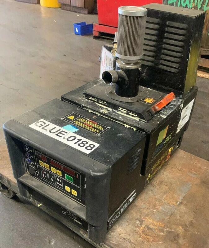 MELTON 8KG Hot Melt Adhesive Applicator System 230/400V 2900W 13/8A 50/60HZ