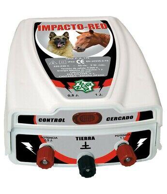 Pastor eléctrico Impacto-Red. Para perros y caballos. - zar