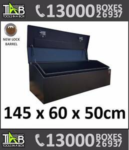 Top Opening Toolbox of Aluminium-1465BBlack Sydney City Inner Sydney Preview