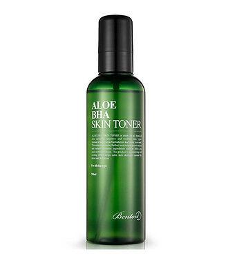 [Benton] ALOE BHA SKIN TONER 200ml - Korea Cosmetic