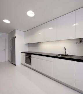 600 mm wall hung cabinet for kitchen [2 door]