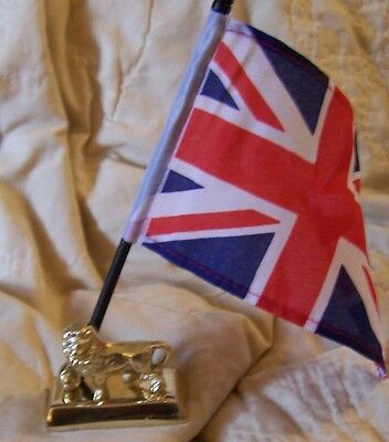 UK Pax Britain Empire Colony King BEF HMS RAF Battle War Medal Brass Lion Flag X for sale  Shipping to Canada