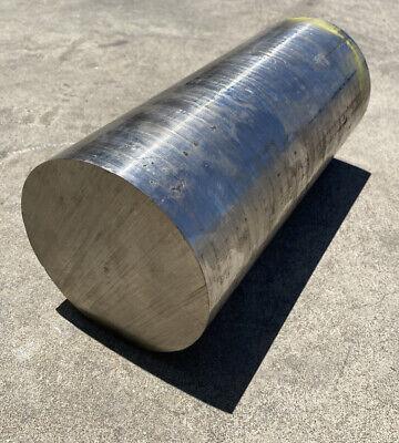 4 12 Diameter 316 Stainless Steel Round Bar Stock - 4.5 X 10.4375 Length