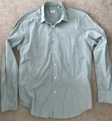 Glanshirt Men's Shirt - Gingham Check - 41 / 16 / Large - Incotex - Slowear