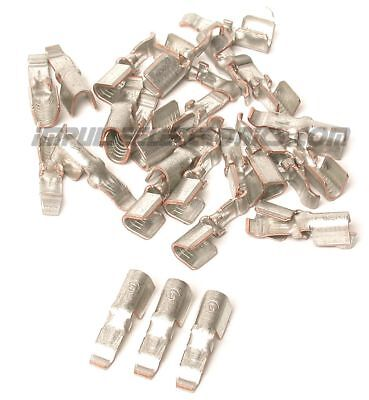 Anderson Powerpole 45 Amp Contacts For 10 - 14 Ga Wire 25 Pack