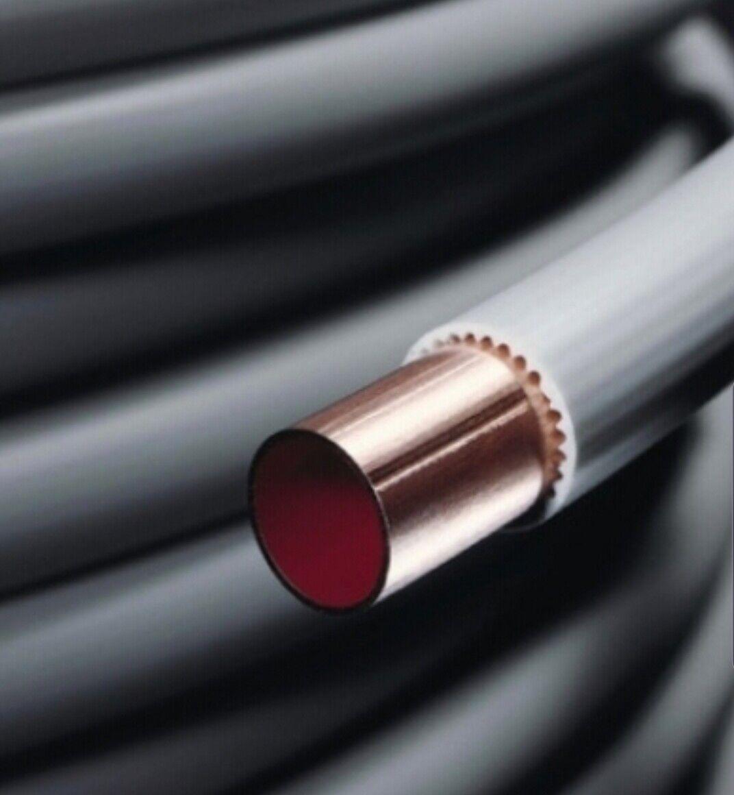 25m weich 15mm x 1mm Kupferrohr Ring a