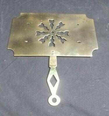 Antique Brass Toasting Tray/Trivet - Henry Fearncombe & Co Ltd (Phoenix)