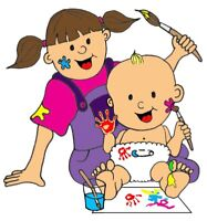 full time nanny (1500 a month)