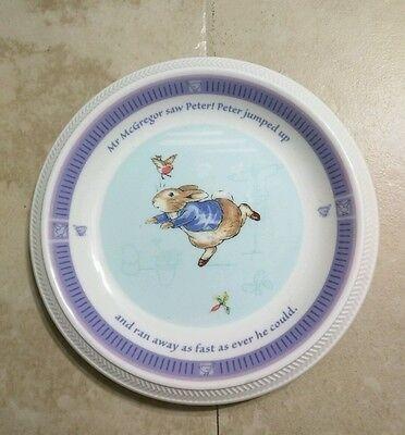 "Wedgwood Peter Rabbit 6"" Decorative Plate"