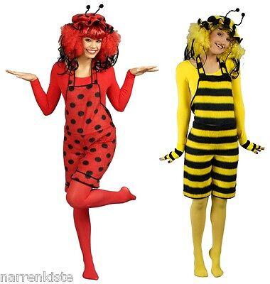 Biene Bienen Marienkäfer Minnie Mouse Maus Kostüm Bienenkostüm Käferkostüm - Marienkäfer Fee Kostüm