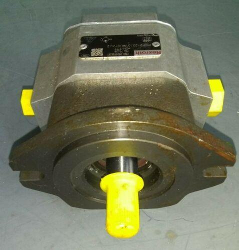 Bosch Rexroth r900938281 / PGF2-22/011RJ01VU2 Hydraulic Gear Pump
