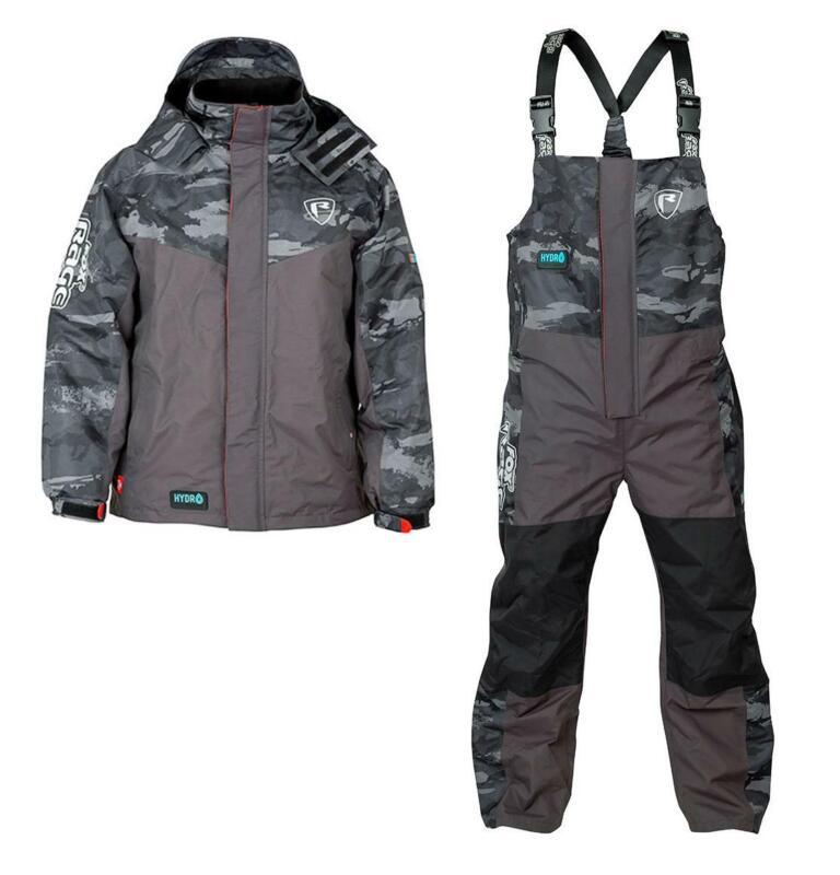 Fox Rage RS V2 20K Ripstop Jacket & Salopettes / Fishing Clothing