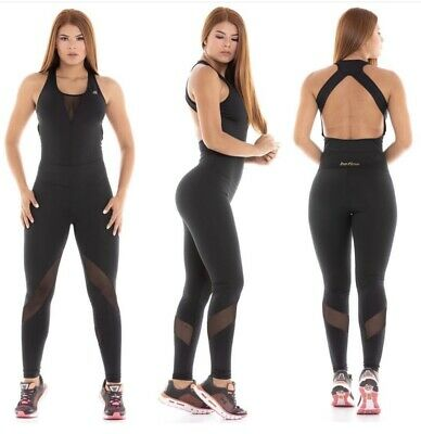 NEW Befine - One piece bodysuit- Colombian Activewear