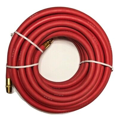 Continental ContiTech Frontier 1/2 Inch x 100 Foot Air / Water Hose 250 PSI USA