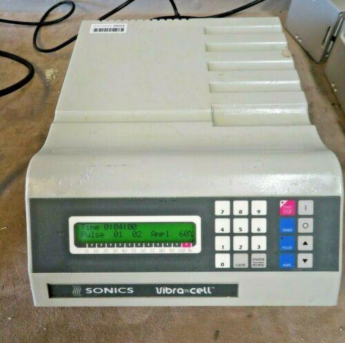 Sonics Vibra Cell VCX 130 Mini Vortexer w/ Probe-Used